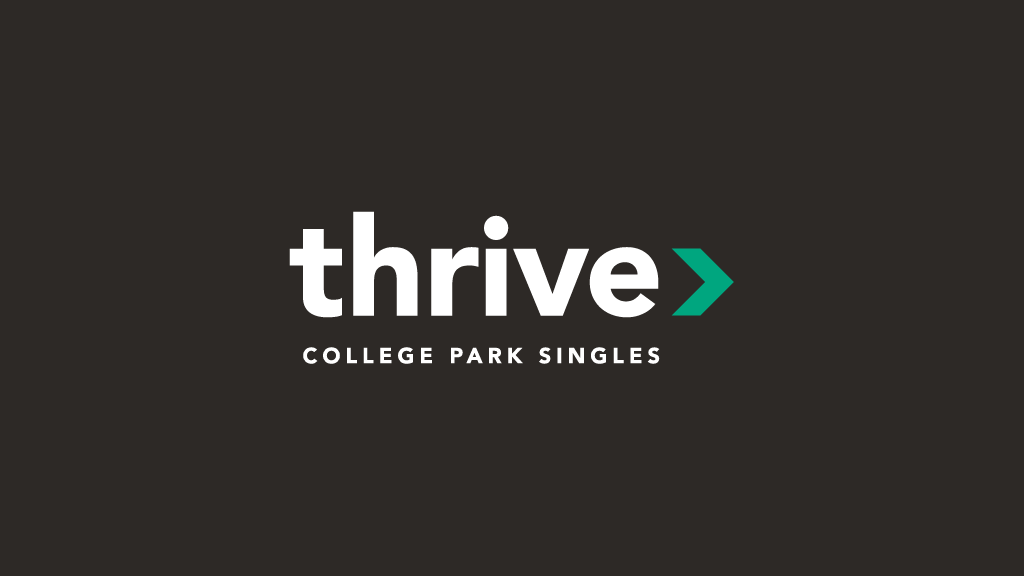 Thrive Singles Gathering