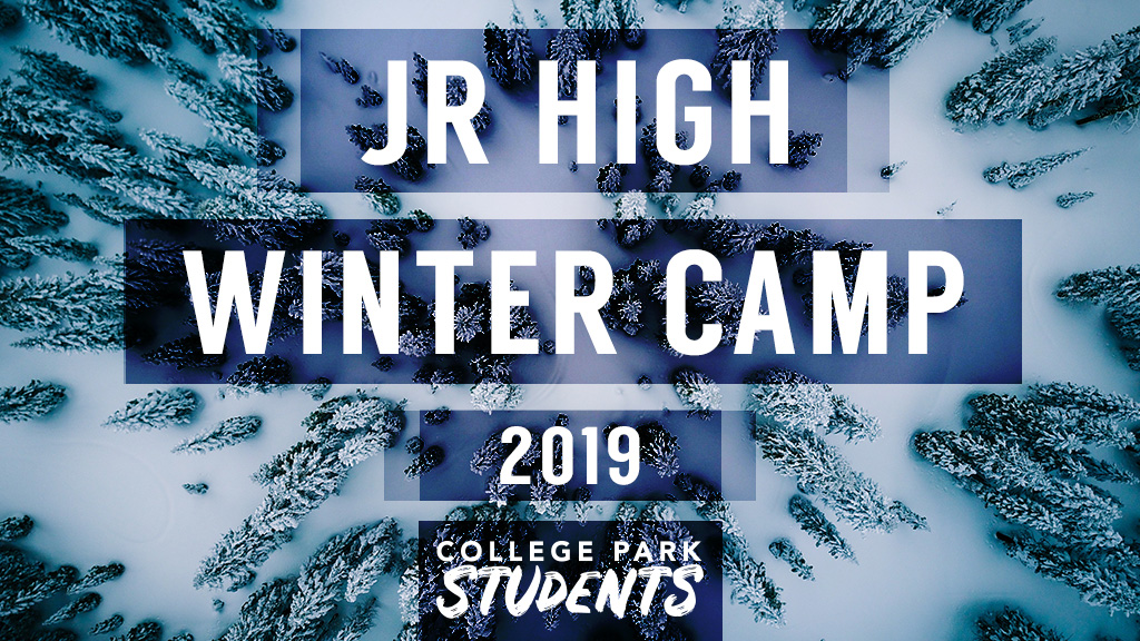 Jr. High Winter Camp