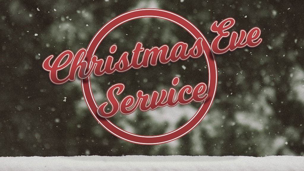 christmas eve service - Christmas Sunday